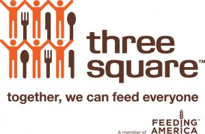 Three Square Food Bank in Las Vegas logo