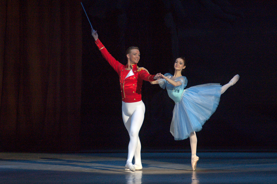 Nutcracker Suite Christmas Ballet Clara and the Prince