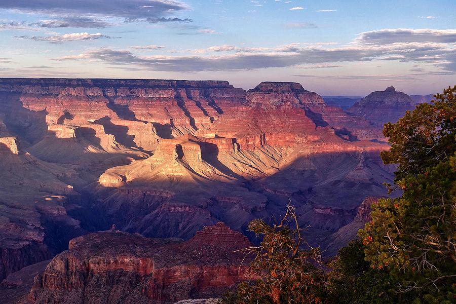 South Rim of the Grand Canyon near Phoenix, AZ