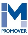 Promover logo for professional movers
